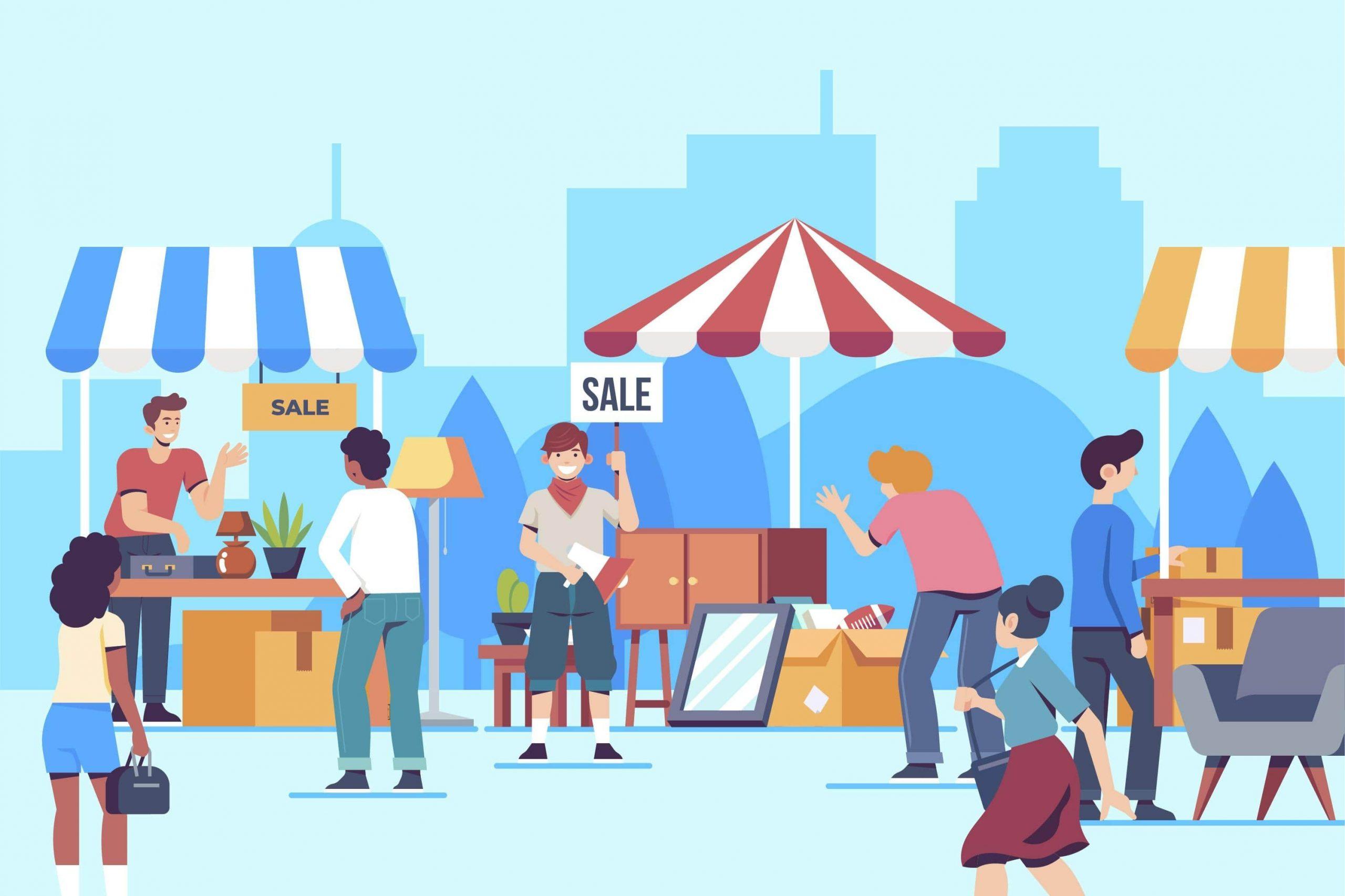 Social Media Marketplace