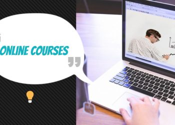 Who should create an online course and why?